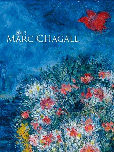 9783840734120: Marc Chagall 2013