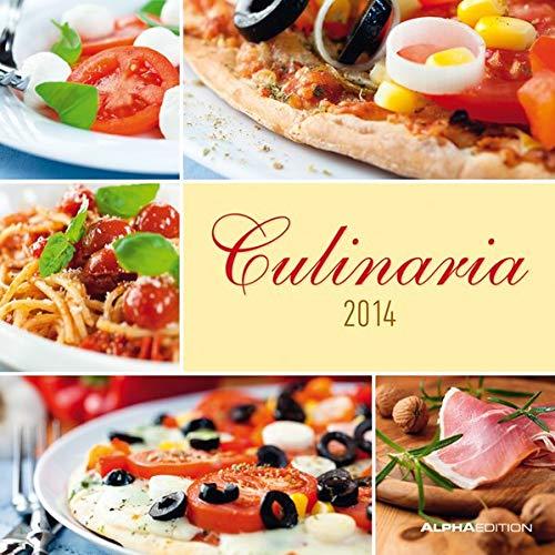 9783840741210: Culinaria 2014 Broschürenkalender