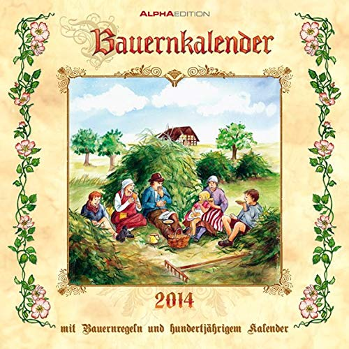 9783840741296: Bauernkalender 2014 Broschürenkalender