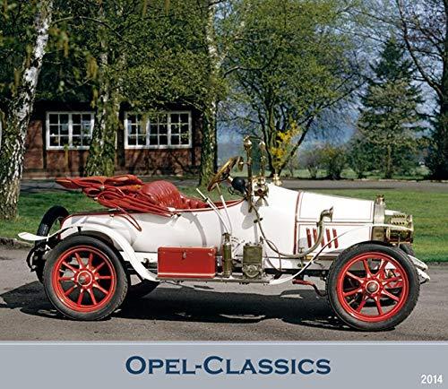 9783840743856: Opel - Classics 2014