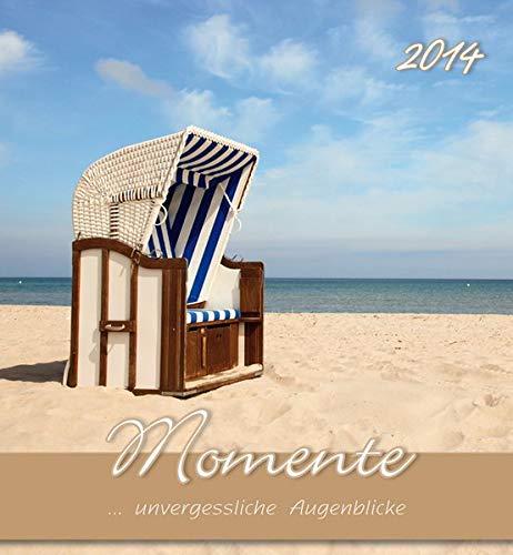9783840746055: Momente 2014 Postkartenkalender