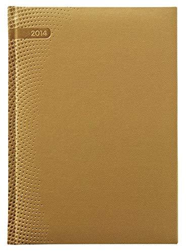 9783840747168: Taschenkalender Blue Line Agenda 2014 Paris gold