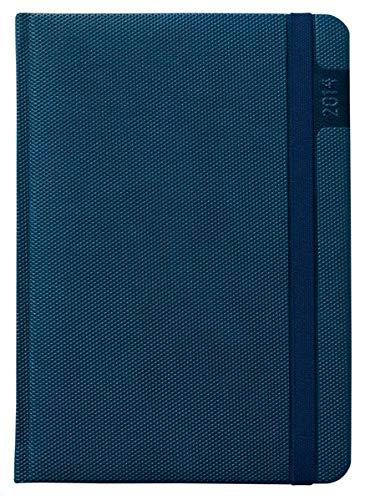 9783840747281: Taschenkalender Blue Line Agenda 2014 New York blau