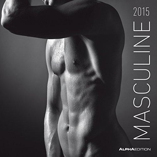 9783840751356: Masculine 2015 Broschürenkalender