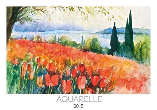 9783840753374: Aquarelle 2015