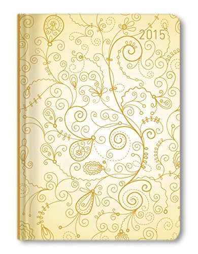 9783840758300: Ladytimer Golden Ornaments 2015