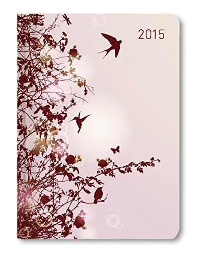 9783840758973: Mini-Buchkalender Style Hummingbird Tree 2015