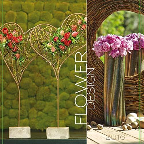 9783840764066: Flower Design 2016