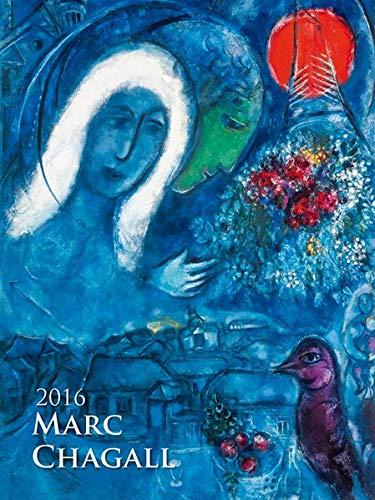 9783840764134: Marc Chagall 2016