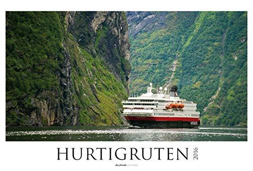 9783840764240: Hurtigruten 2016