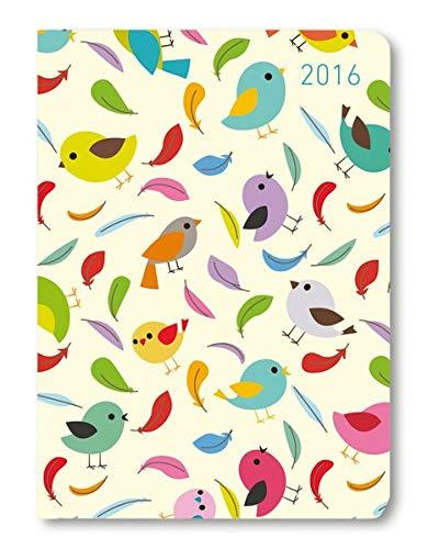9783840767913: Ladytimer Ringbuch Birds 2016