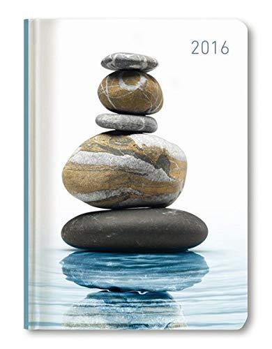 9783840768330: Ladytimer Zen 2016 - Taschenplaner / Taschenkalender A6 - Weekly - 192 Seiten