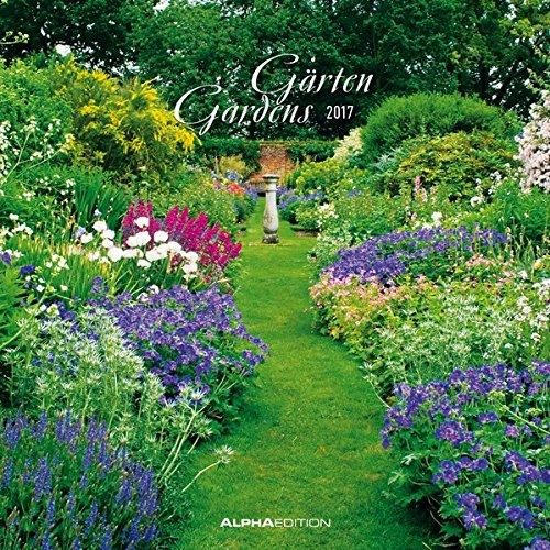 9783840771026: Gärten 2017 - Broschürenkalender