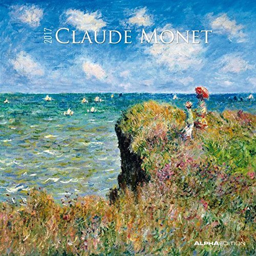 9783840771262: Claude Monet 2017 - Broschürenkalender