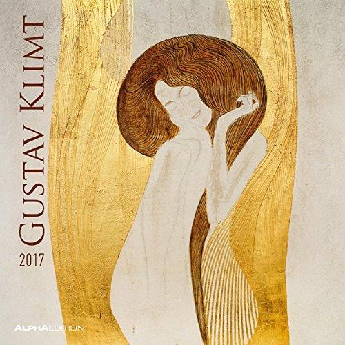 9783840771286: Gustav Klimt 2017 - Broschürenkalender