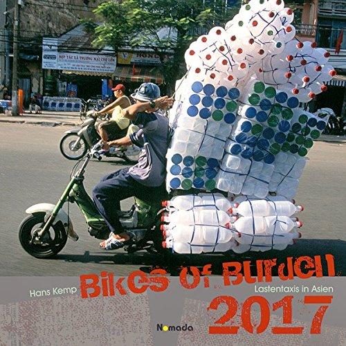 9783840774416: Bikes of Burden 2017