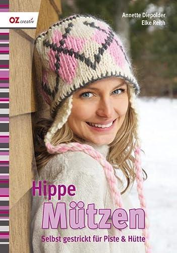 9783841060211: Hippe Mützen: Selbst gestrickt für Piste & Hütte
