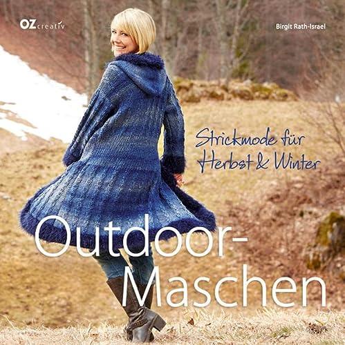 9783841061195: Outdoor-Maschen: Strickmode für Herbst und Winter