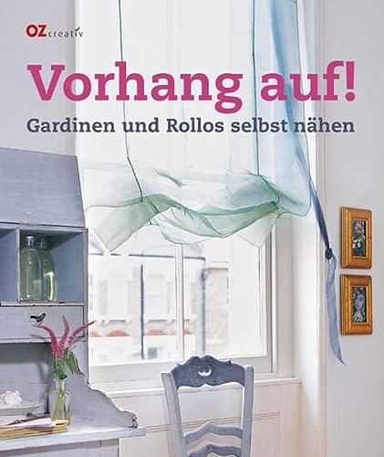9783841061232: Vorhang auf !: Gardinen und Rollos selbst nähen