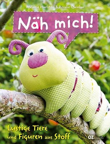 9783841061256: Näh mich!: Lustige Tiere und Figuren aus Stoff