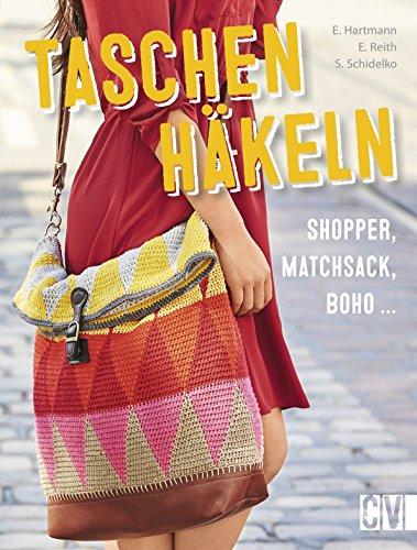 9783841063939: Taschen häkeln: Shopper, Matchsack, Boho