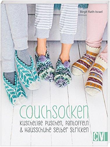 9783841064813 Couchsocken Kuschelige Puschen Pantoffeln