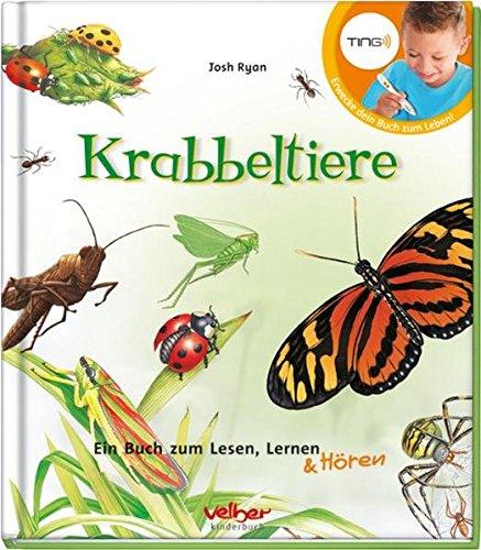 9783841100818: TING: Krabbeltiere - Ein Buch zum Lesen, Lernen und Hören