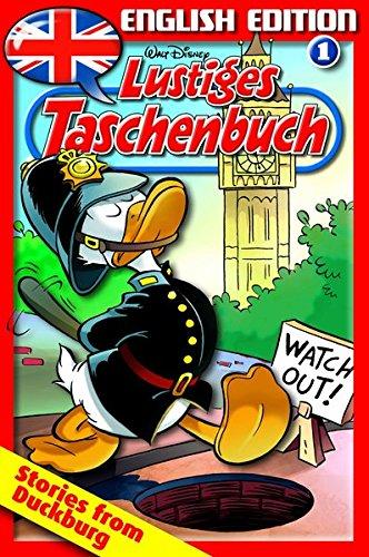 9783841325013: LTB Lustiges Taschenbuch. English Edition Band 01: Sonderedition. Stories from Duckburg