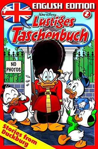 9783841325020: LTB Lustiges Taschenbuch. English Edition Band 02: Sonderedition. Stories from Duckburg