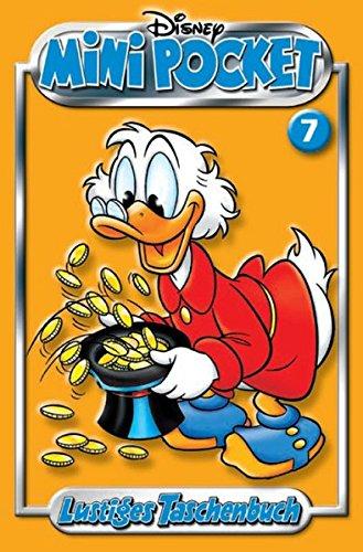 Lustiges Taschenbuch Mini Pocket 07: Disney