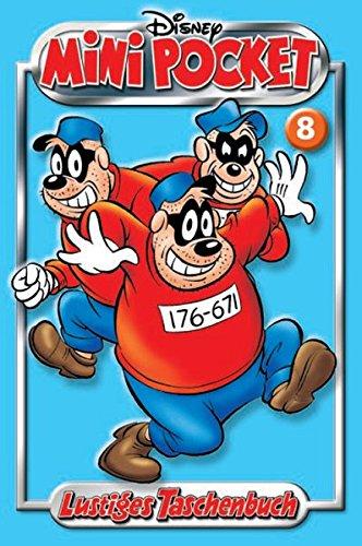 Lustiges Taschenbuch Mini Pocket 08: Disney
