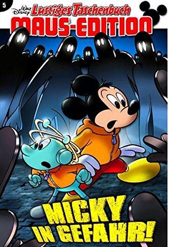 9783841332059: Lustiges Taschenbuch Maus-Edition 05: Micky in Gefahr!
