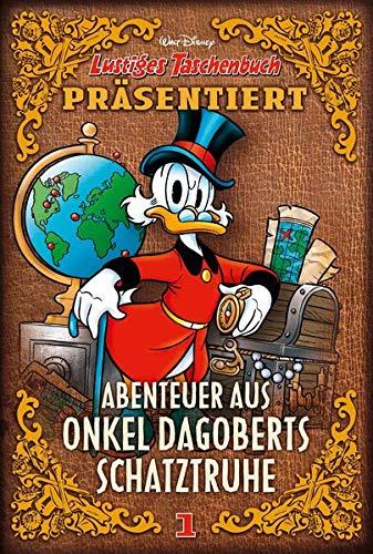 9783841336019: Lustiges Taschenbuch pr�sentiert Onkel Dagoberts Schatztruhe 01
