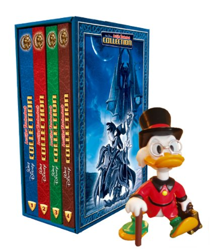 9783841340108: LTB Collection Box (4 Bände im Schuber mit Dagobert Figur): Kampf der Zauberer