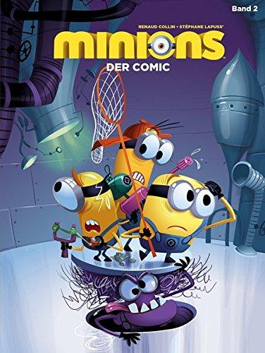9783841350046: Minions - Der Comic 02