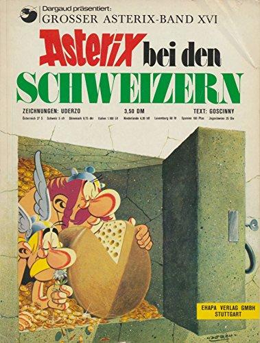 9783841364166: Asterix Bei Den Schweizern