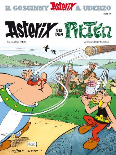 9783841364357: Asterix 35. Asterix bei den Pikten