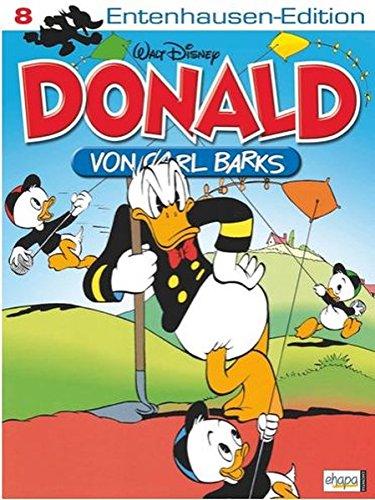 Disney: Entenhausen-Edition-Donald Bd. 08: Barks, Carl