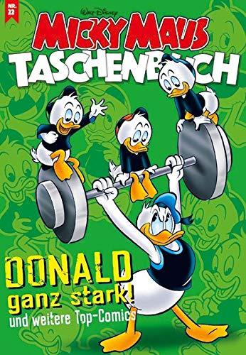 Donald ganz stark! Cover