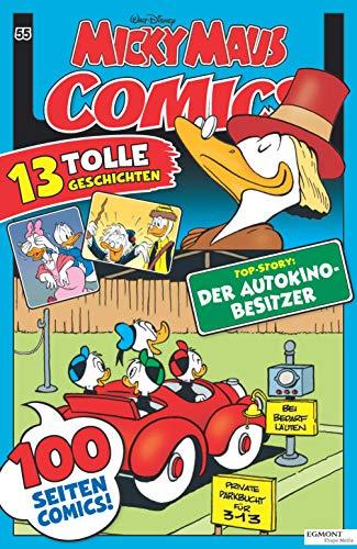 Micky Maus Comics 55