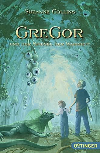 9783841500045: Gregor Und Der Spiegel Der Wahrheit (German Edition)