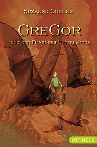 Gregor Und Der Fluch DES Unterlandes (German Edition): Suzanne Collins