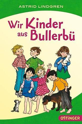 Wir Kinder Von Bullerbu (German Edition): Lindgren, Astrid
