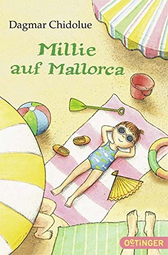 9783841500779: Millie auf Mallorca