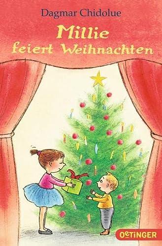9783841500823: Millie feiert Weihnachten