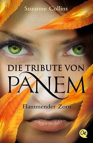 9783841501363: Die Tribute von Panem 3 - Flammender Zorn