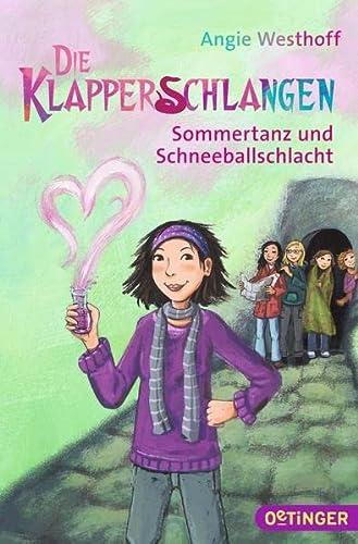9783841502155: Die Klapperschlangen - Sommertanz und Schneeballschlacht (Doppelband): (Doppelband Band 3+4)