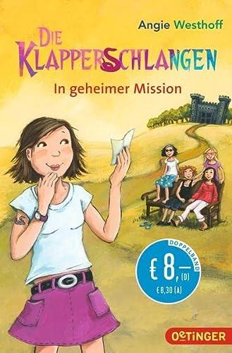 9783841502438: Die Klapperschlangen - In geheimer Mission (Doppelband): Band 5 und 6