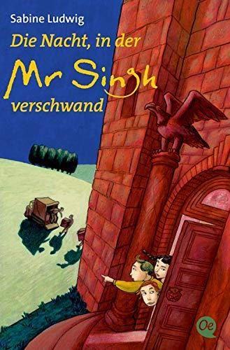 9783841503114: Die Nacht, in der Mr Singh verschwand