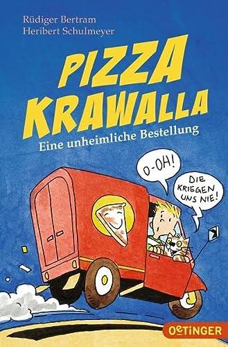 9783841503527: Pizza Krawalla - Eine unheimliche Bestellung